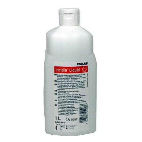 Дезинфектант INCIDIN LIQUID, оп. 1 л.