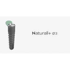 Имплант  Naturall+ ø3 mm