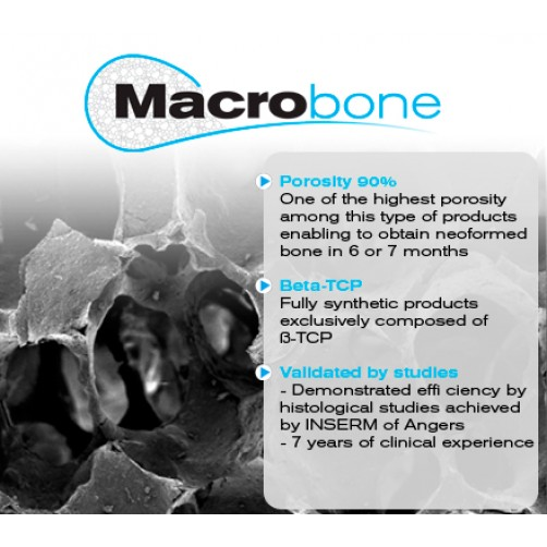 Macrobone Синтетичен костозаместител