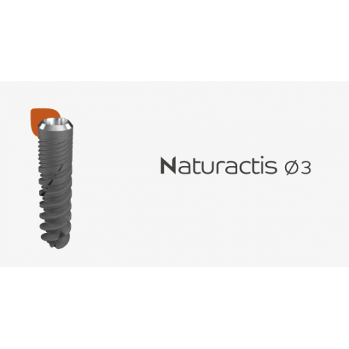 Имплант Naturactis 3mm