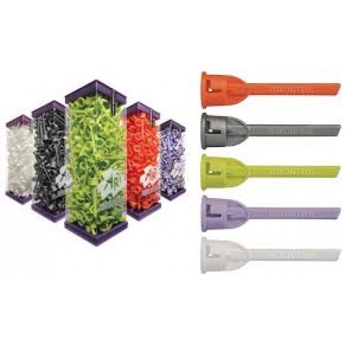 RISKONTROL™ - Art - Индивидуални накрайници за ръкохватка въздух/вода за 100% защита