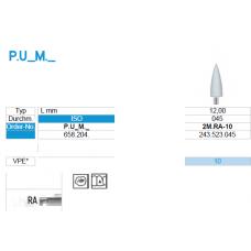 Гумичка за полиране P.U2M.RA-10