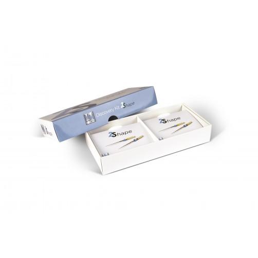 2Shape  Discovery Kit ®-NiTi машинни ротационни инструменти за оформяне на ендодонтското пространство