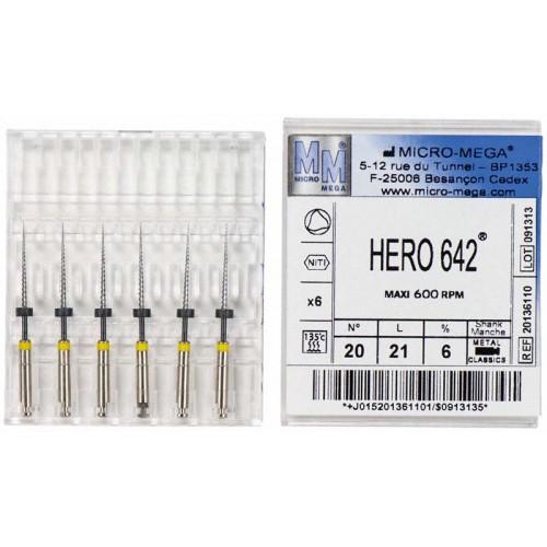 Hero 642 - N20/L21/6%
