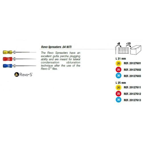 Revo Spreader NITI L25,4%n25
