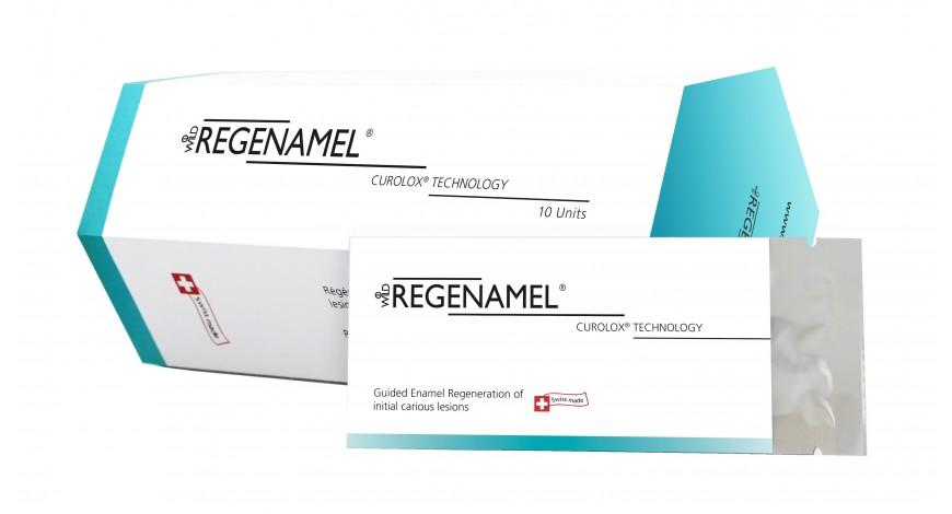 REGENAMEL® новото медицинско изделие за водена емайлна регенерация и кариес профилактика