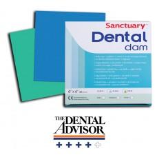 Платна кофердам с аромат на МЕНТА / Sanctuary Dental Dam MINT
