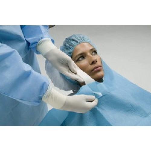 Хирургични стерилни двуслойни чаршафи изрязани на U